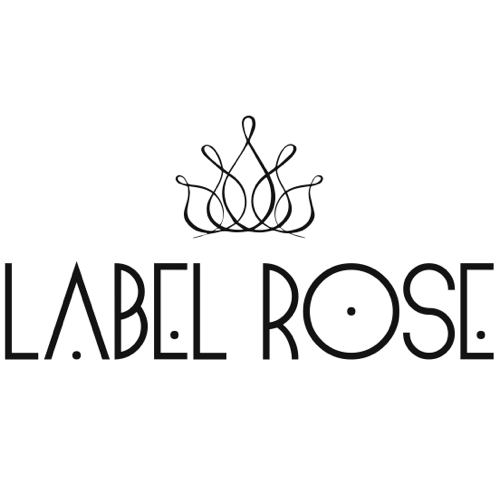 Label Rose