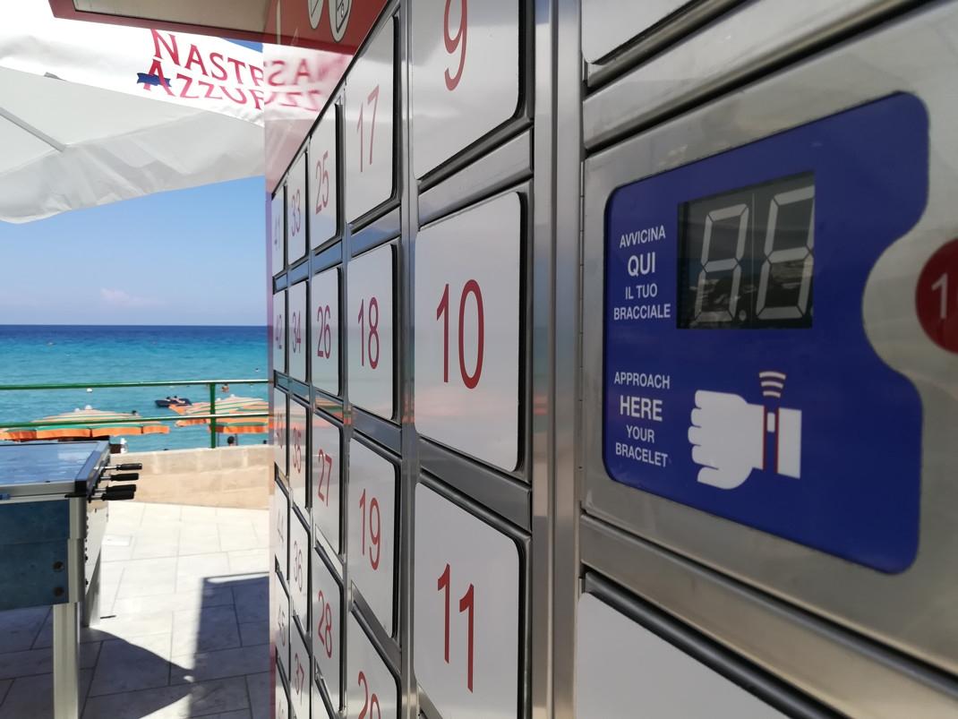Franchising 3Esse sistema spiaggia sicura