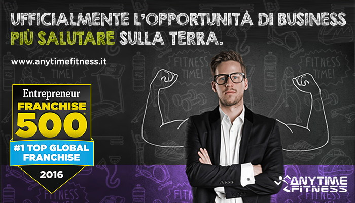 Franchising Anytime Fitness