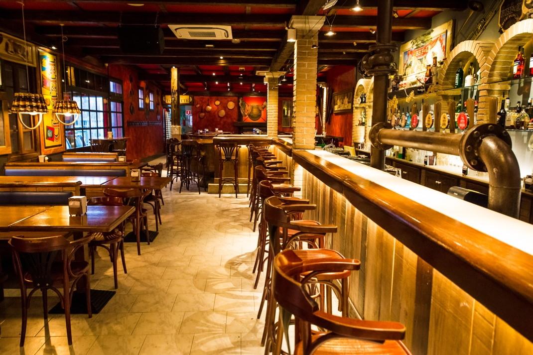 Franchising BEFED brew pub