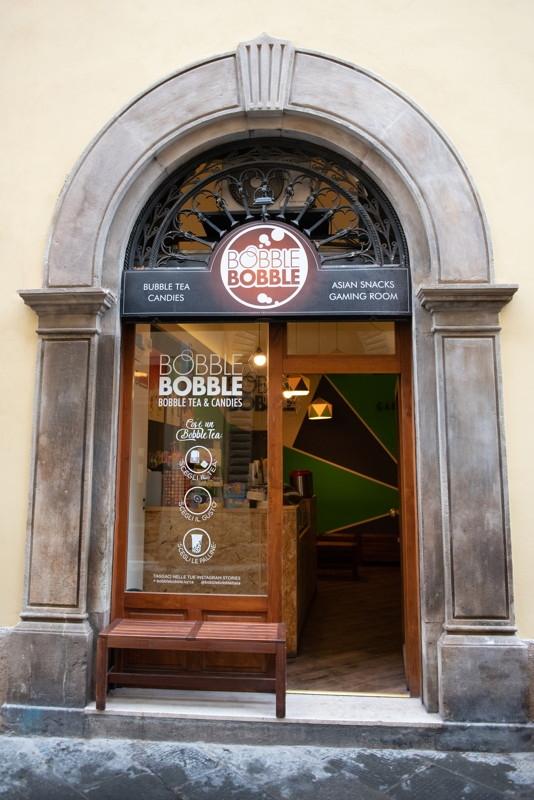 Franchising Bobble Bobble