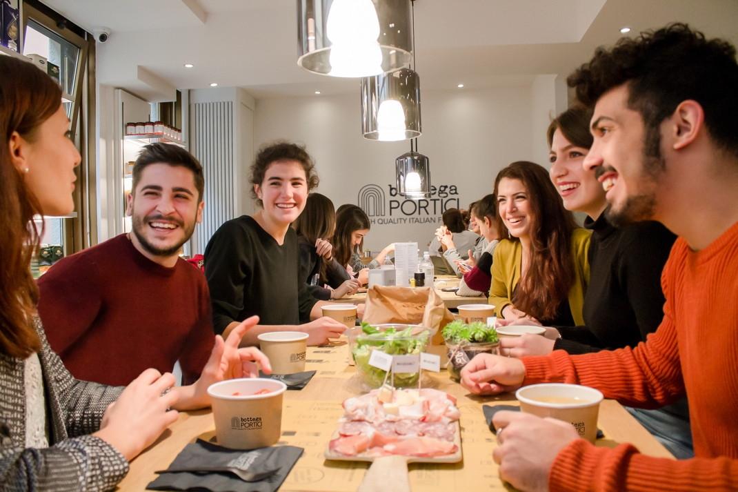 Franchising Fast Food Bottega Portici