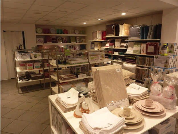 Boutique casa outlet franchising casalinghi e articoli per for Outlet casa