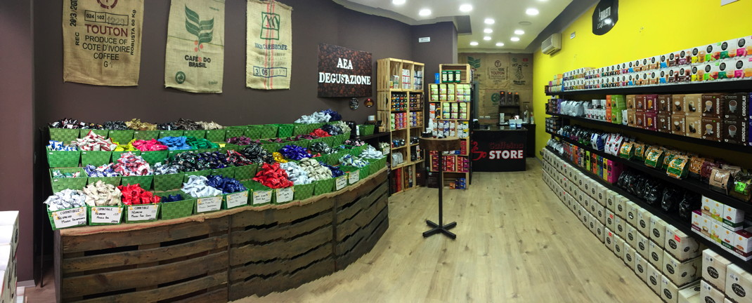 Franchising Caffeina Store