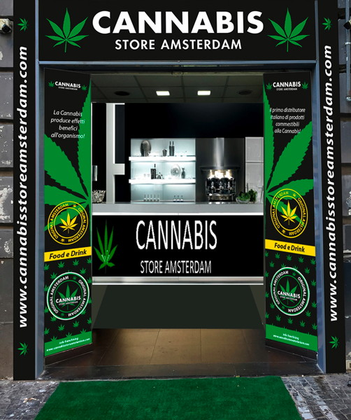 Franchising Cannabis Coffee Store Amsterdam