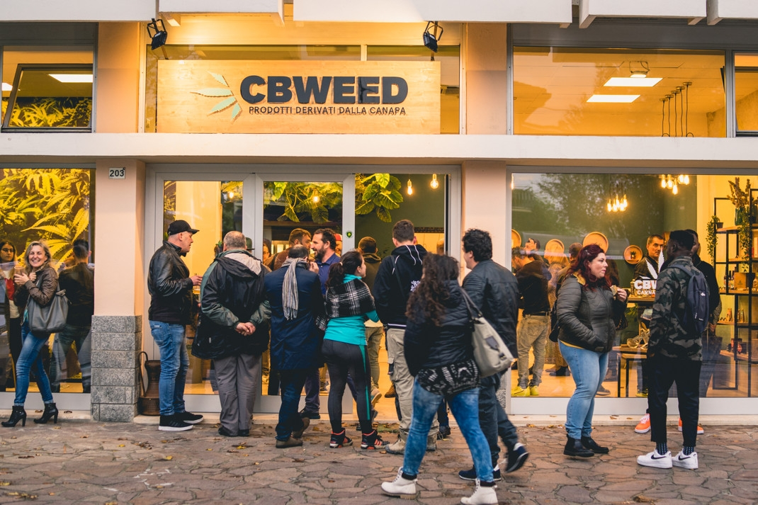 Franchising Cbweed Cannabis Light