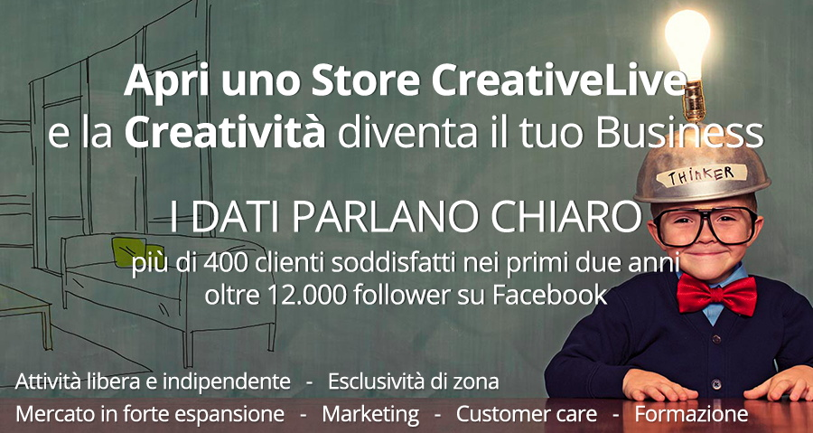 Franchising CreativeLive