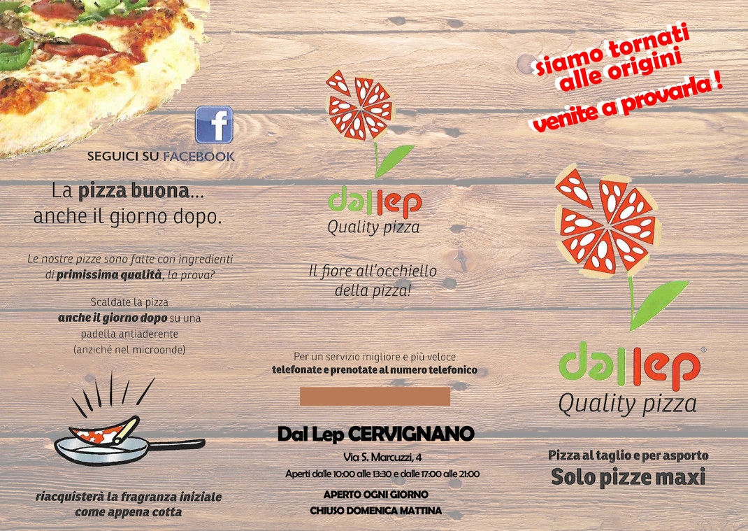 Franchising Pizza Dallep