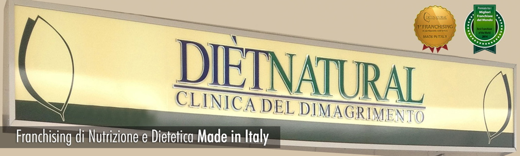 Franchising Nutrizione Dietnatural