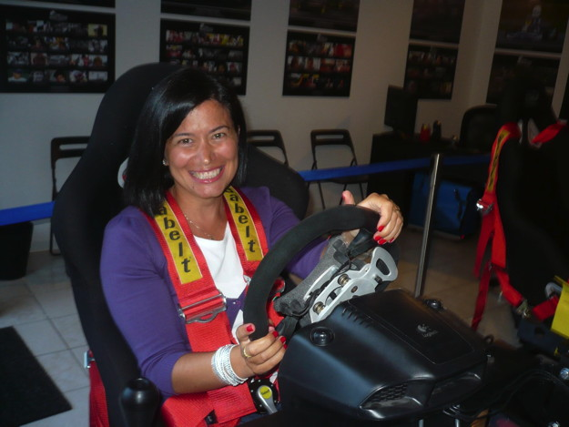 driving simulation center franchising 6