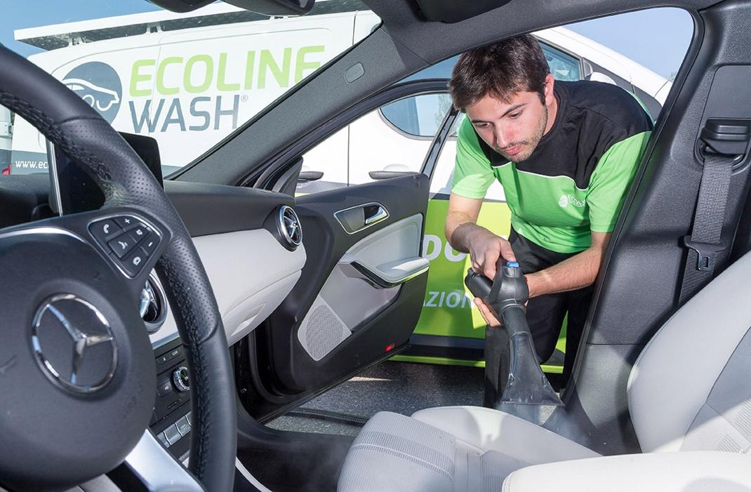 franchising ecoline wash