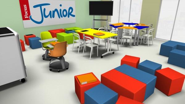 Franchising Focus Junior Play Lab