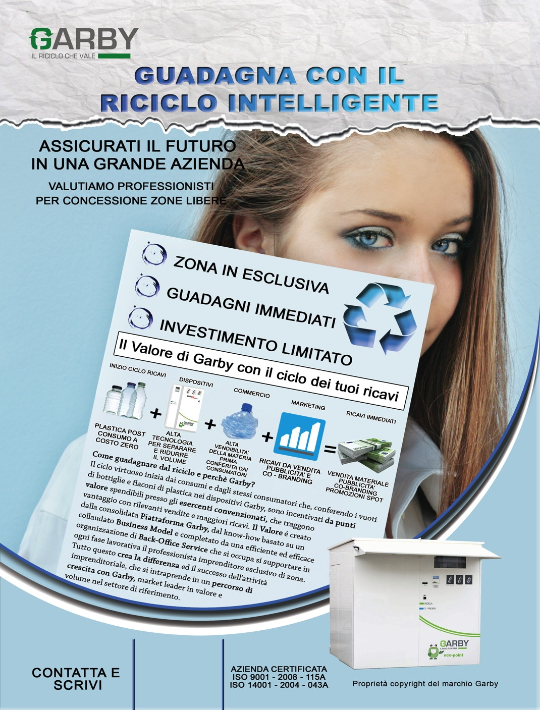 Garby Franchising Riciclo