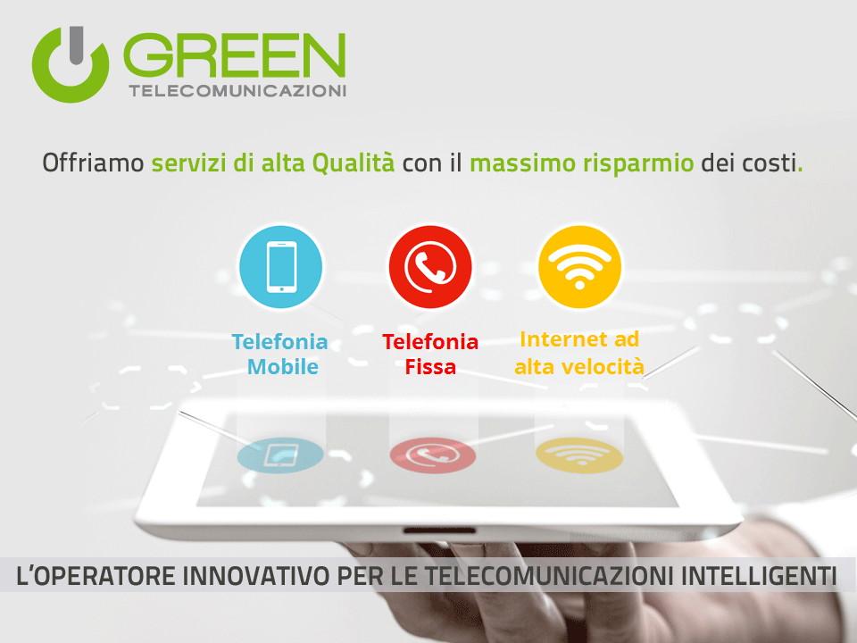 Franchising Green Telecomunicazioni