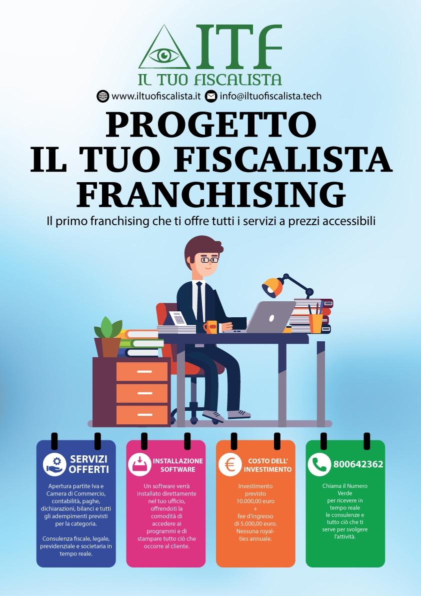 Franchising ITF Il Tuo Fiscalista