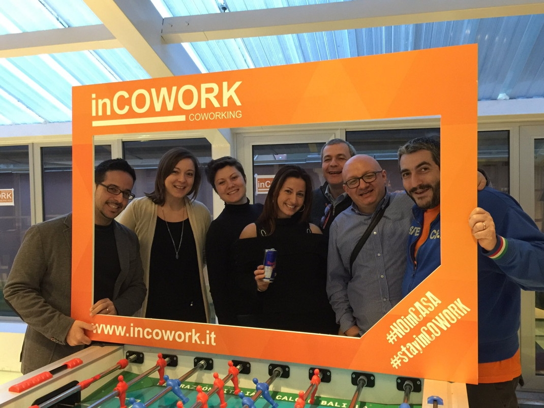 Franchising incowork
