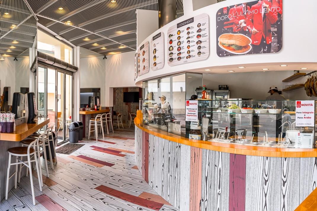 Franchising Ristorazione Veloce La Taverna di Poldo