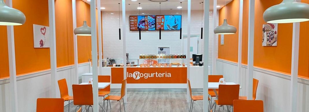 Franchising La yogurteria