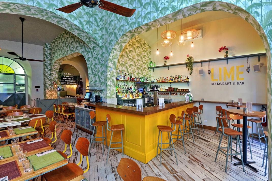 Franchising Lime Restaurant & Bar