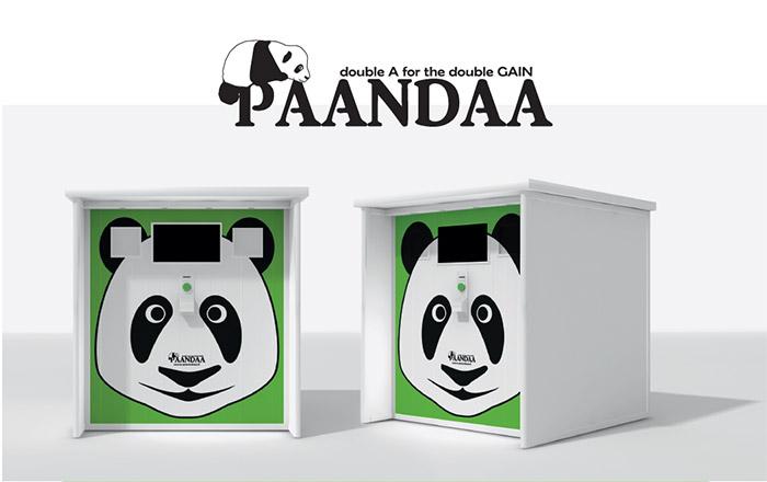 Franchising Riciclo Paandaa