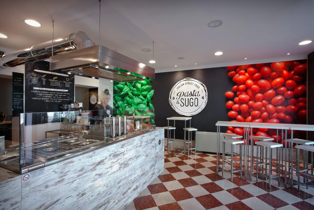 Franchising Street Food Pasta&Sugo