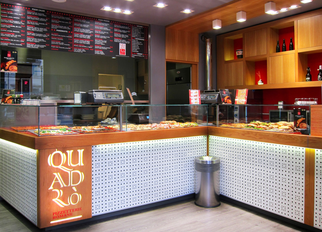 quadrò franchising pizzeria