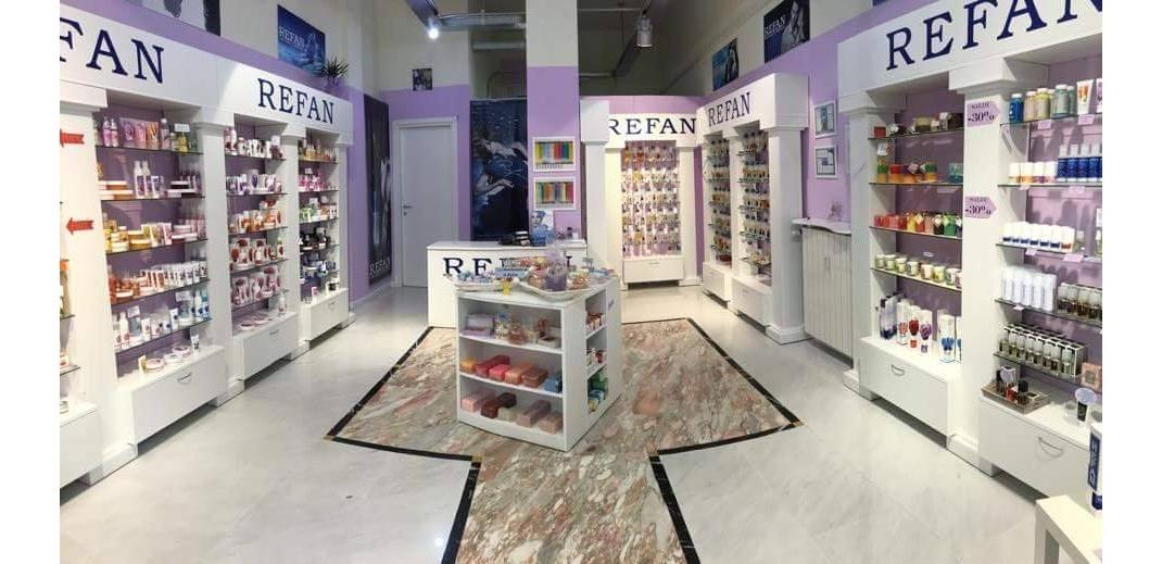 Franchising Refan Parfumerie & Cosmétique