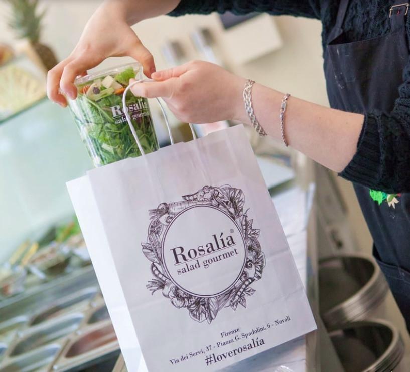 franchising rosalia salad gourmet ristorazione