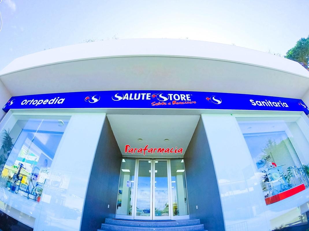 Salute Store Franchising Sanitaria Parafarmacia Ortopedia