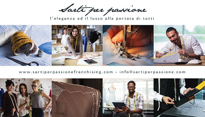 Franchising Sarti per passione