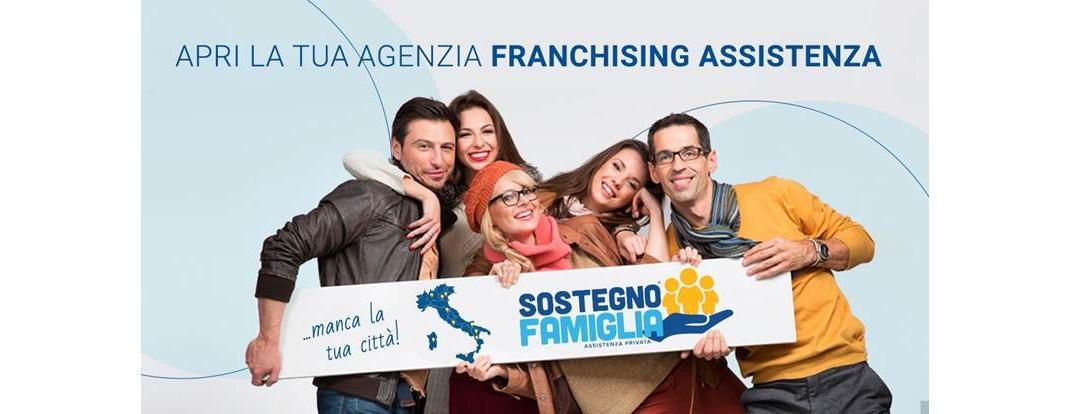 Sostegno Famiglia Franchising Assistenza Domiciliare