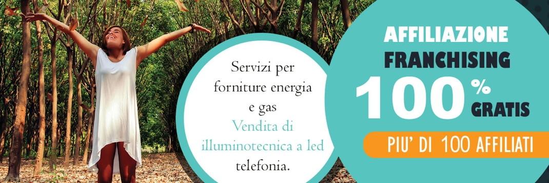 Franchising Sportello Energia
