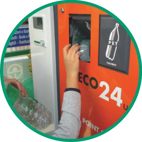 Garby franchising riciclo: una green mission