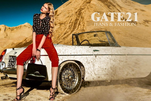 Franchising Gate21: dal jeans al total look Made in Italy