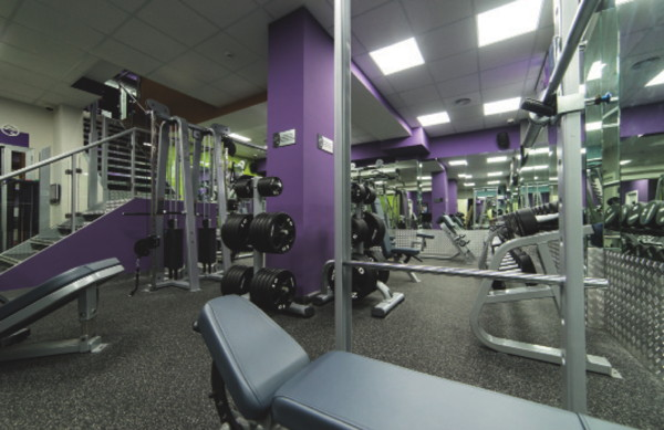 Fitness a ritmo rapido. Anytime Fitness Franchising Palestre