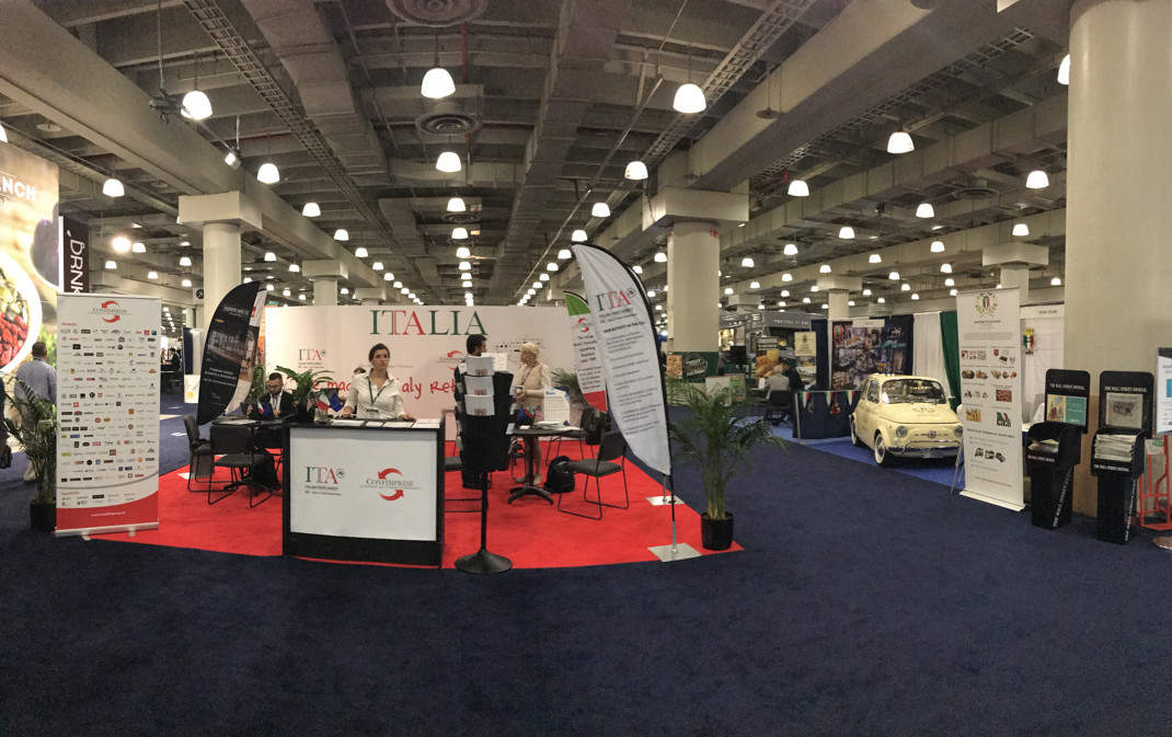 International Franchise Expo 2018 New York: i franchising italiani presenti