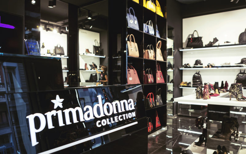 Primadonna Collection franchising scarpe e accessori moda: intervista all'affiliato