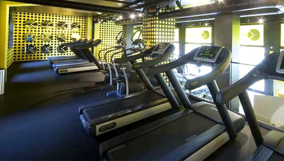 Fit Express franchising palestre