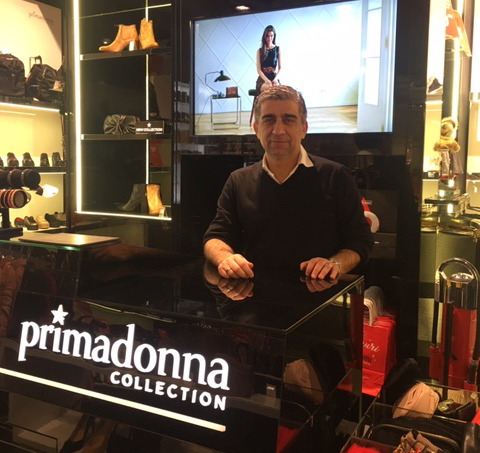 Paolo Ranucci Affiliato Franchising Primadonna Collection