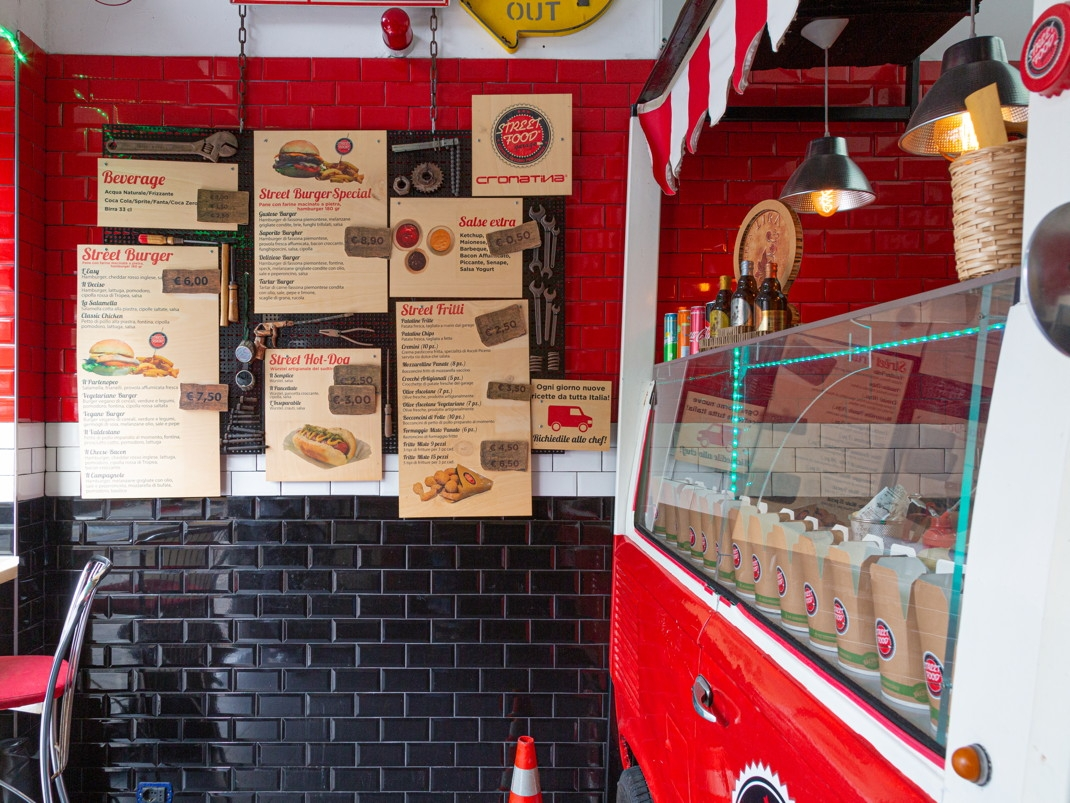 Street Food Garage franchising ristorazione: lo street food  si gusta in officina