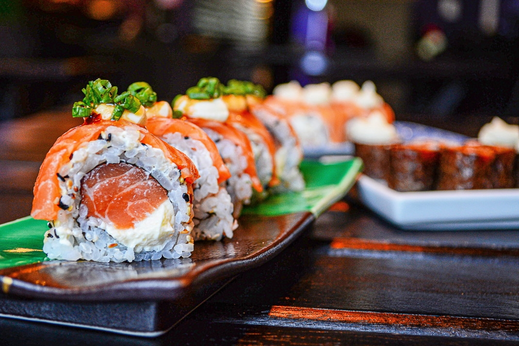 This is not a Sushi Bar, il sushi deliveri chiavi in mano